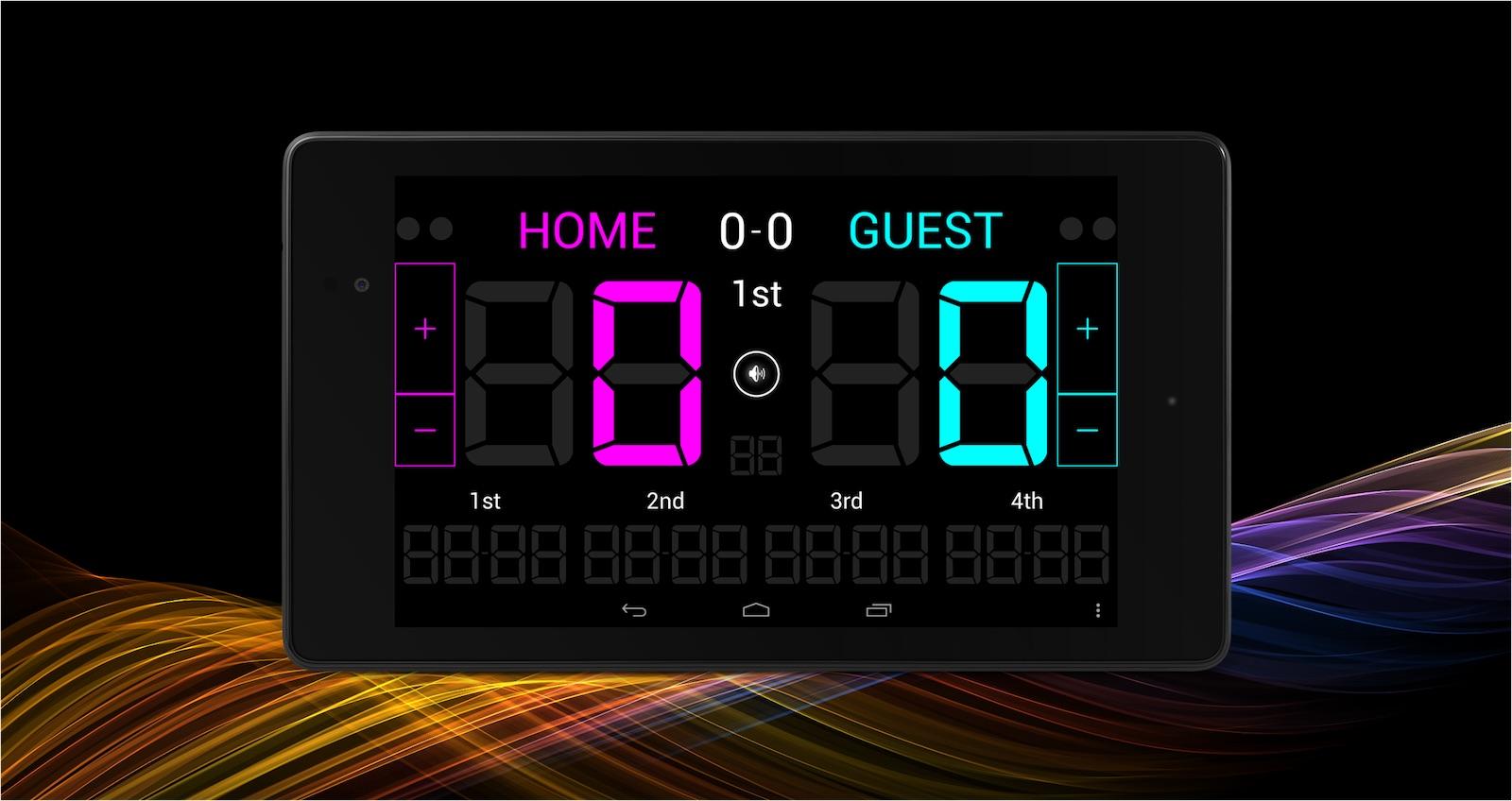 11. Scoreboard Netsport