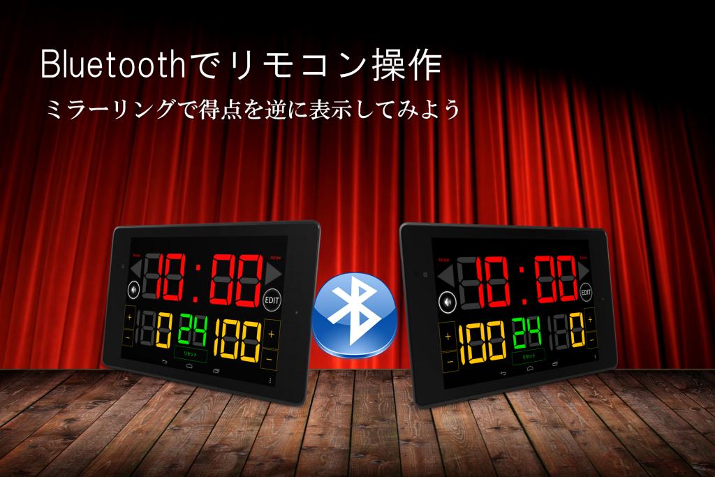 得点板 Bluetooth
